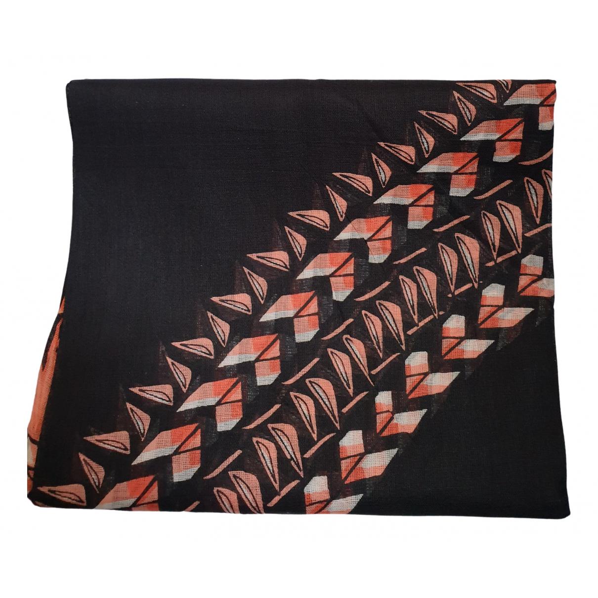 Givenchy \N Schal in  Schwarz Baumwolle