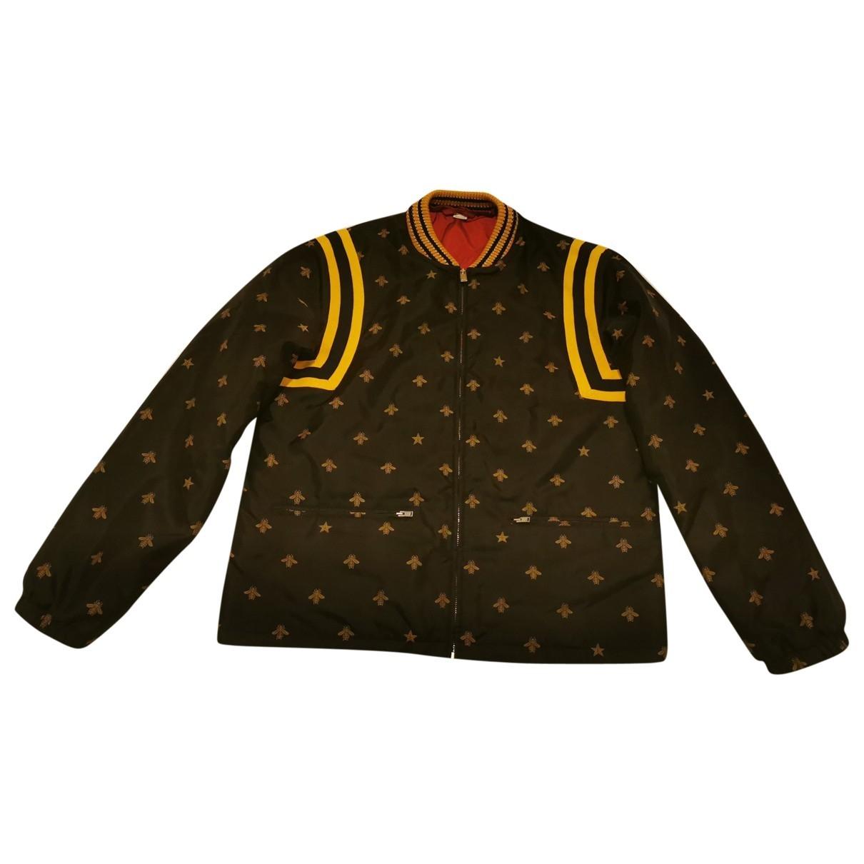 Gucci - Vestes.Blousons   pour homme - noir