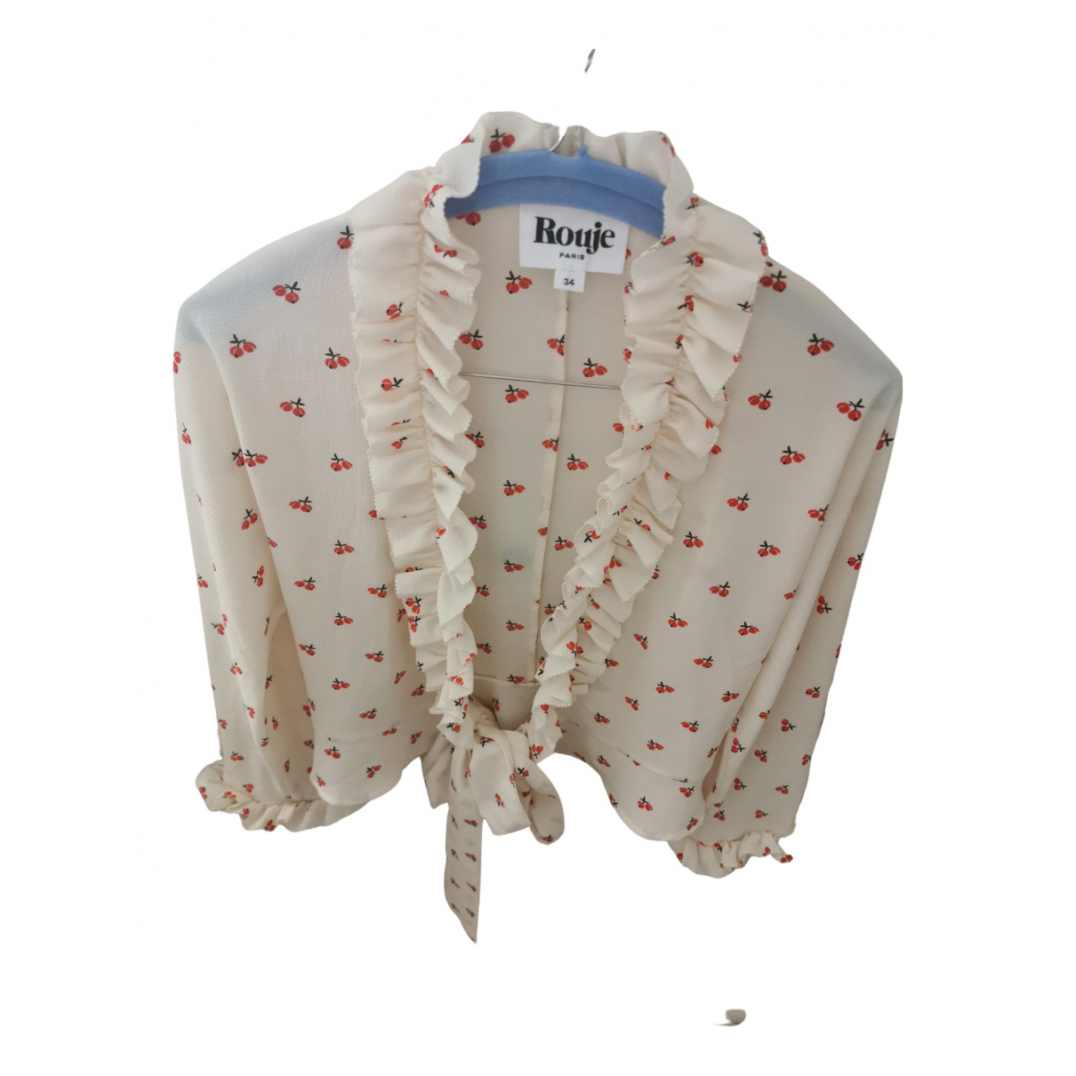 Rouje Spring Summer 2019 Top in Polyester