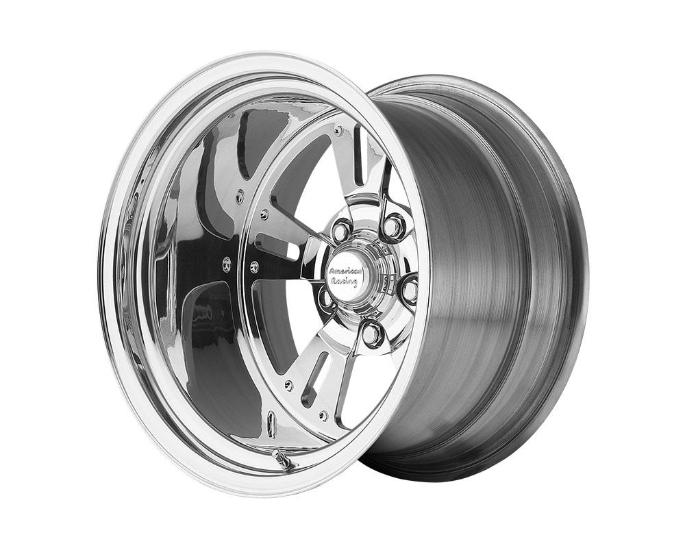 American Racing Forged VF480 Wheel 17x7 Blank +0mm Polished