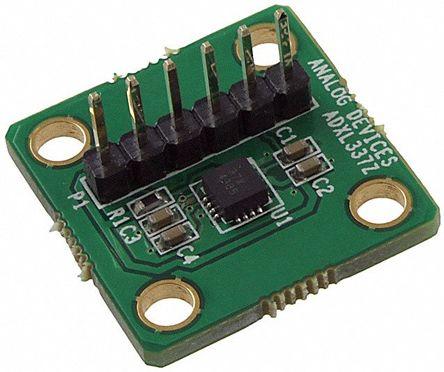 Analog Devices EVAL-ADXL337Z, Accelerometer Sensor Evaluation Board for ADXL337