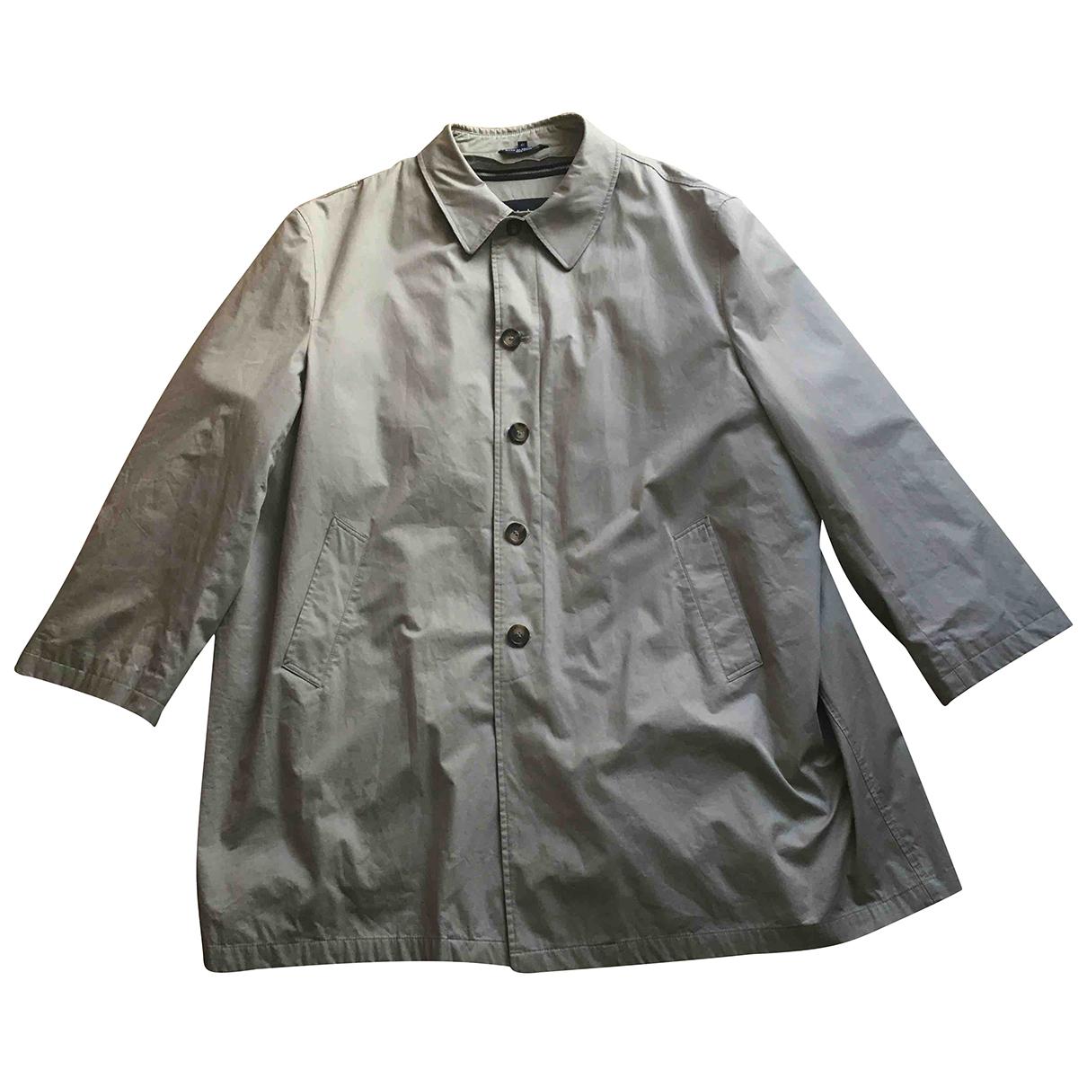 Ralph Lauren N Beige Cotton coat  for Men XXXL International