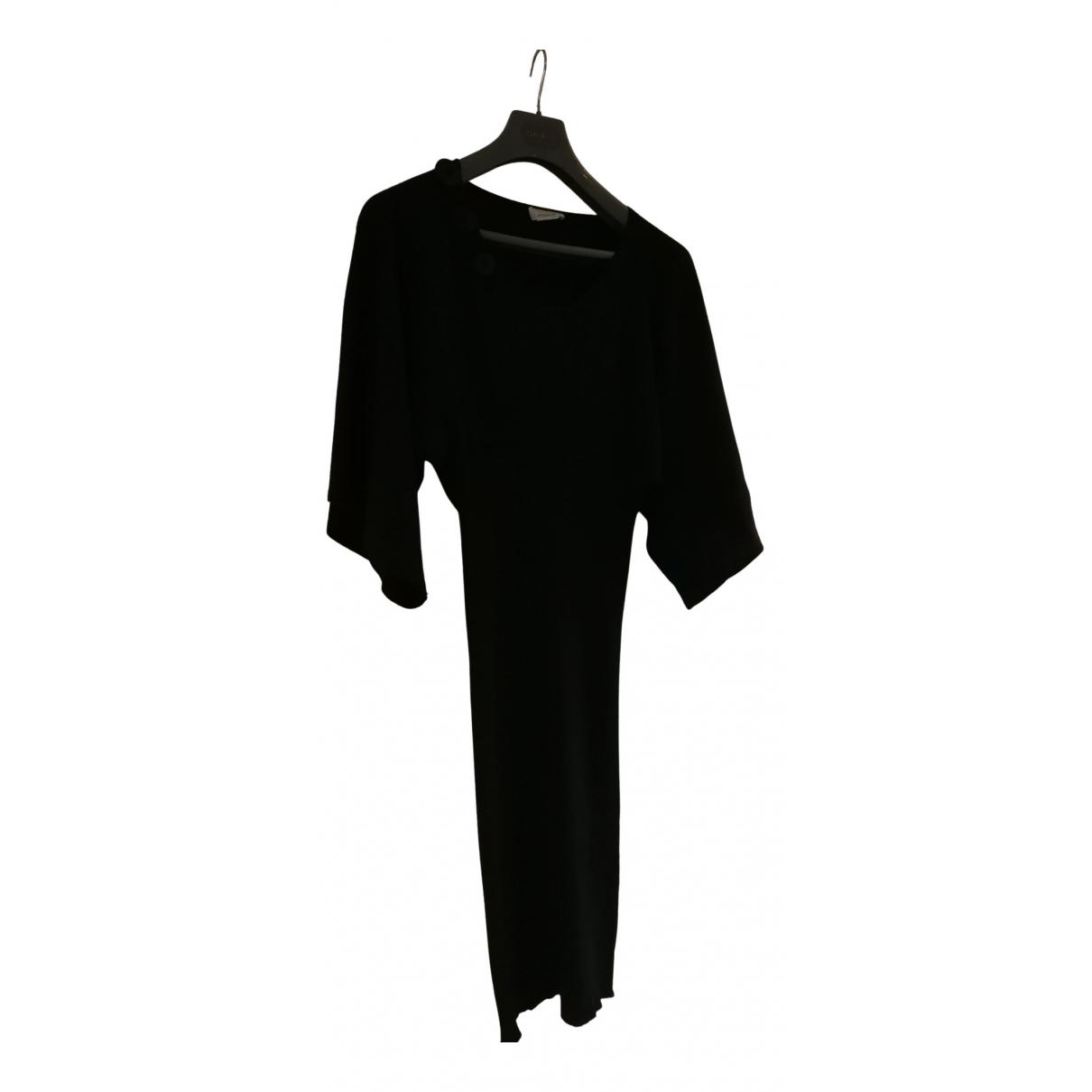 Maxi vestido de Lana Pinko