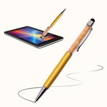 1pc Multifunctional 2 In 1 Ballpoint Pen & Stylus Pen