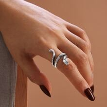 1pc Serpentine Shaped Ring