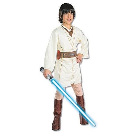 Star Wars Boys Ep3-H-S Obiwan Kenobi Costume, Small , Multiple Colors