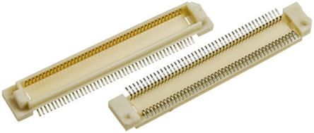 Hirose , FunctionMAX FX8, 120 Way, 2 Row, Straight PCB Header (5)