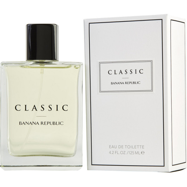 Banana Republic Classic - Banana Republic Eau de toilette en espray 125 ML
