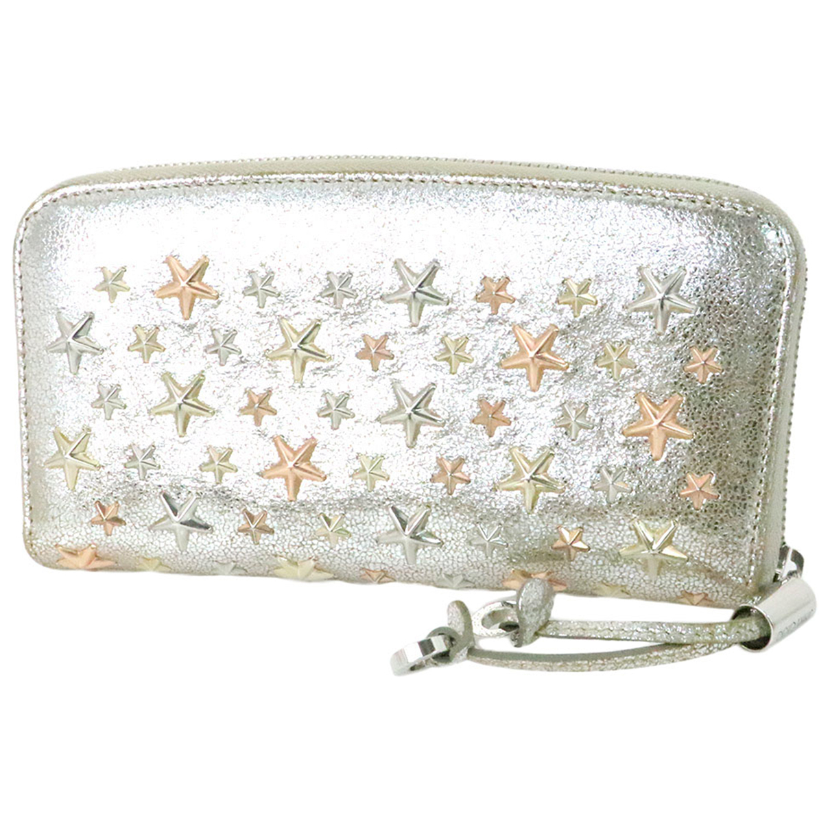 Jimmy Choo N Leather wallet for Women N
