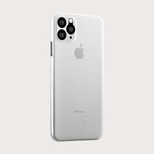 1 Stueck Minimalitische iPhone Huelle