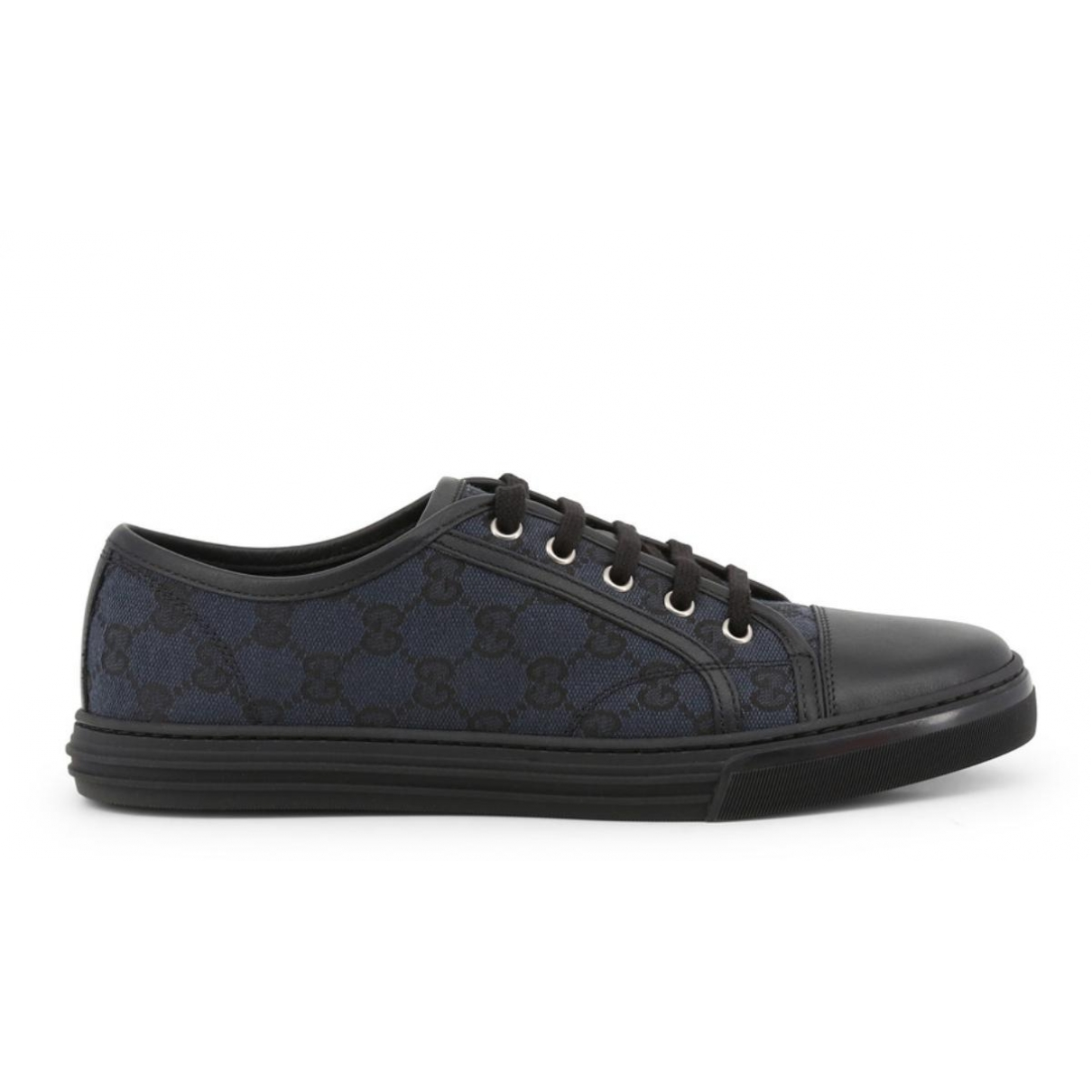 Gucci \N Navy Cloth Trainers for Women 40 EU