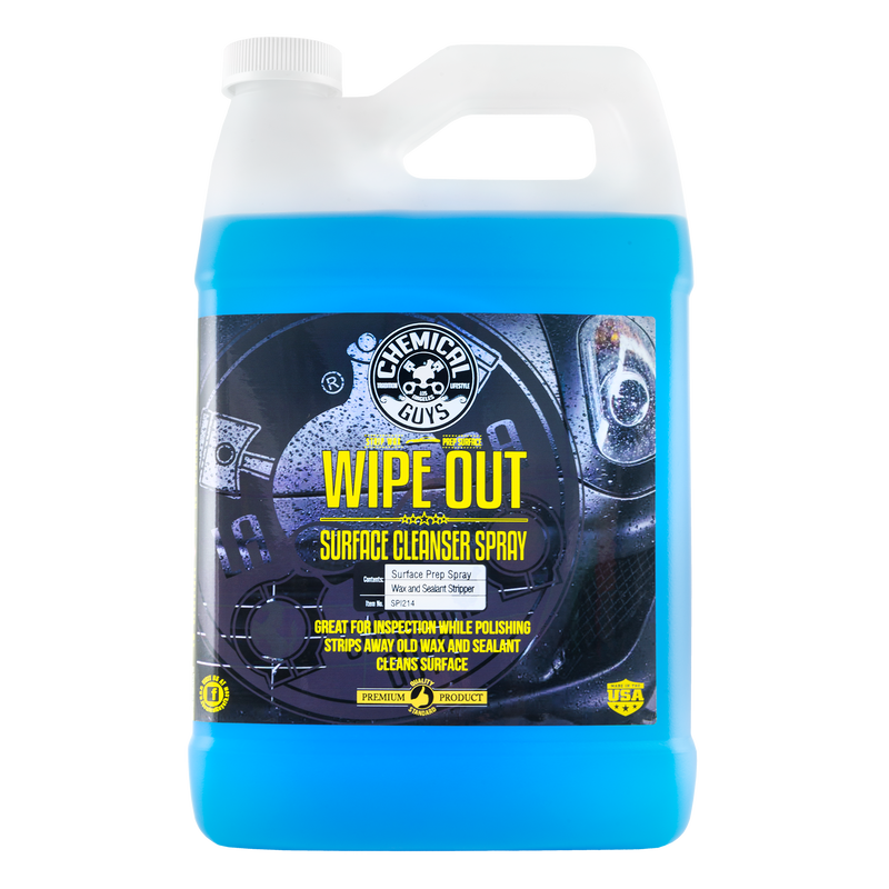 Wipe Out Surface Cleanser Car Spray   Chemical Guys