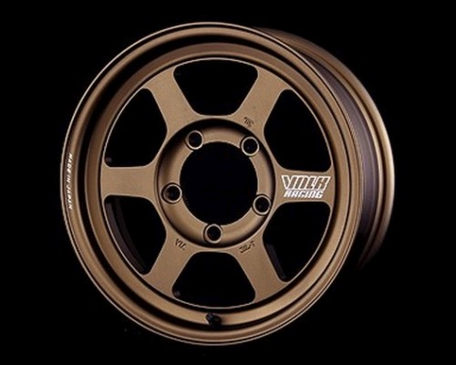 Volk Racing WVXJ00LA TE37X Progressive Wheel 16x8 5x150 0mm Bronze