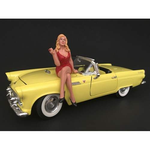 70s Style Figurine IV for 1/18 Scale Models by American Diorama