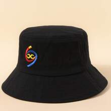 Guys Embroidery Bucket Hat