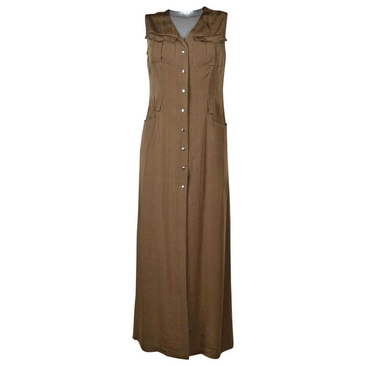 Barbara Bui \N Brown dress for Women 40 IT