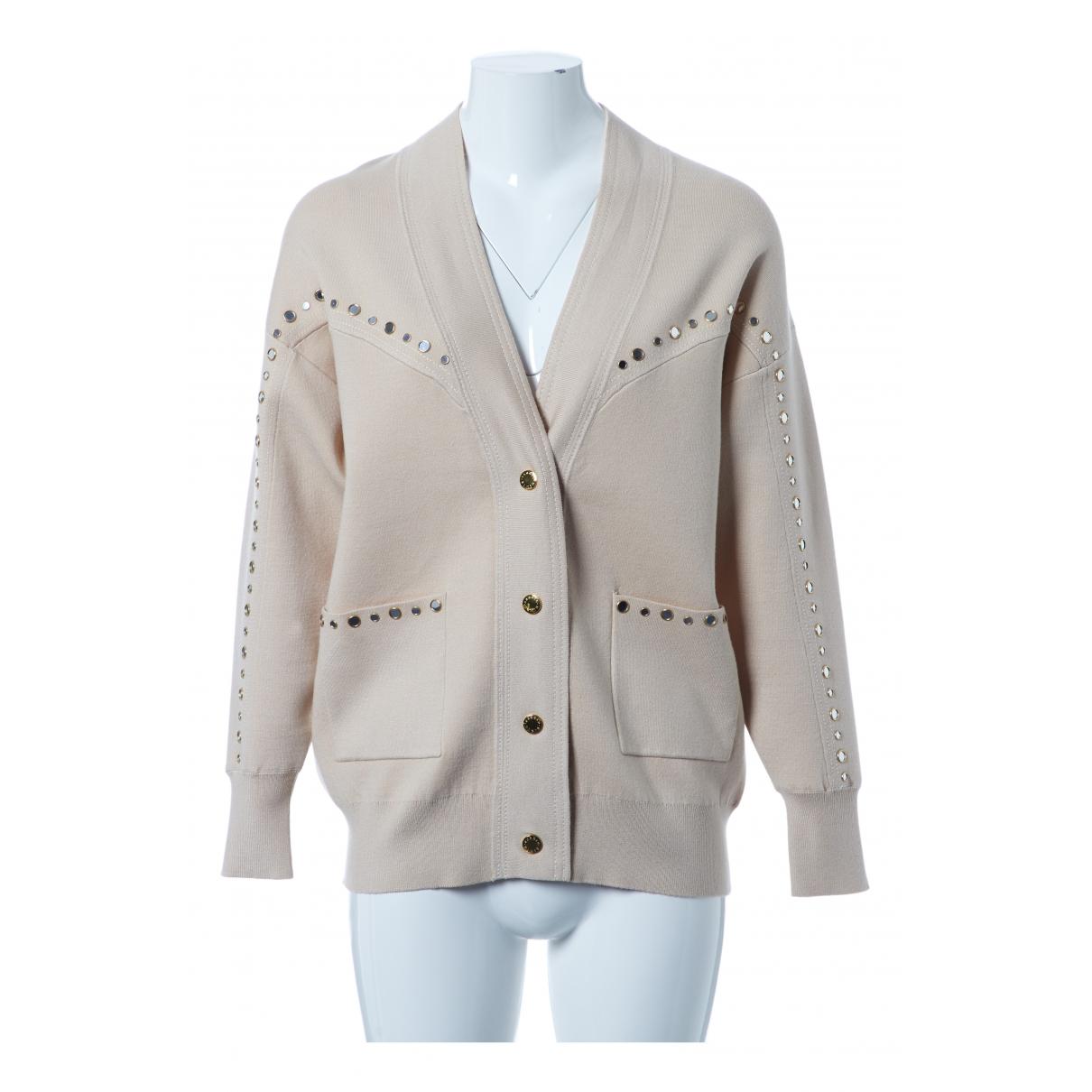 Sandro \N Beige Knitwear for Women 1 0-5