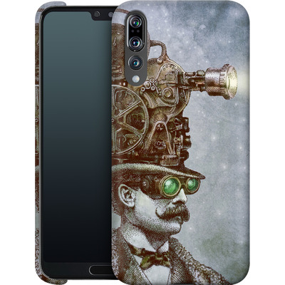 Huawei P20 Pro Smartphone Huelle - The Projectionist von Eric Fan