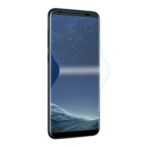 Hat-Prince 0.1mm 3D Explosion-proof Membrane Film Tempered Glass Screen Protector For Galaxy S8 Plus - Transparent