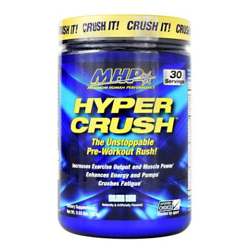 Hyper Crush Blue Ice 30 Servings by Maximum Human Performance