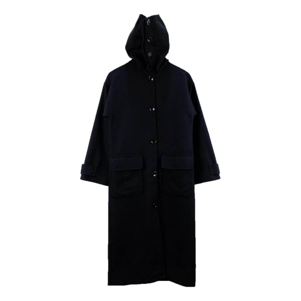 D&g - Manteau   pour homme en laine - noir