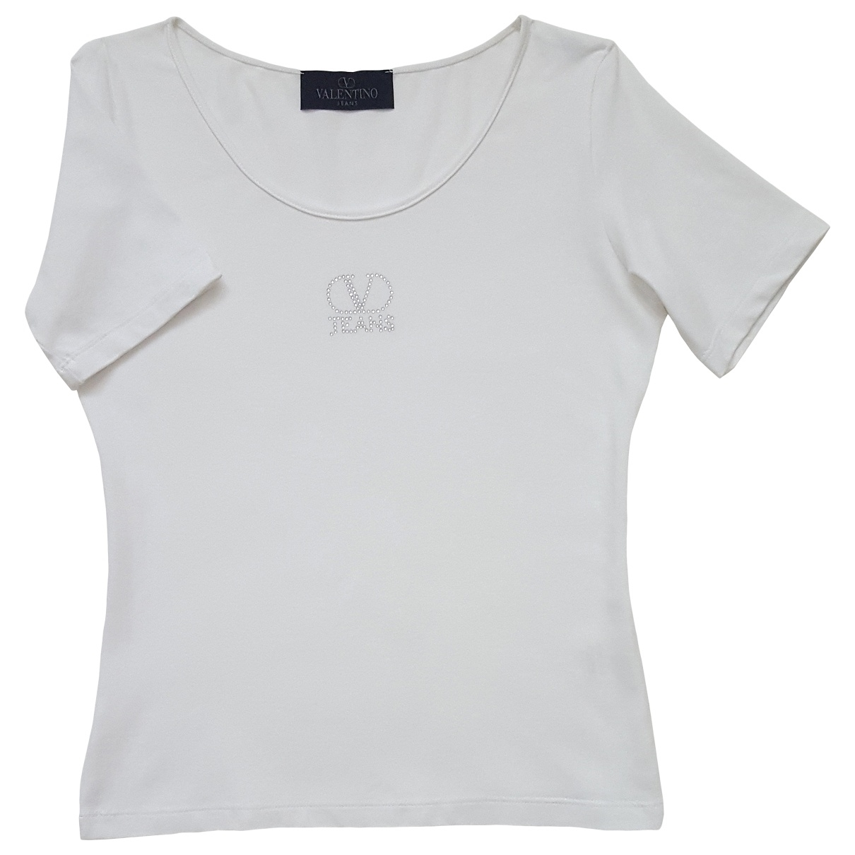 Valentino Garavani - Top   pour femme - blanc