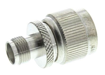 Radiall Straight 50Ω RF Adapter TNC Socket to N Plug 11GHz