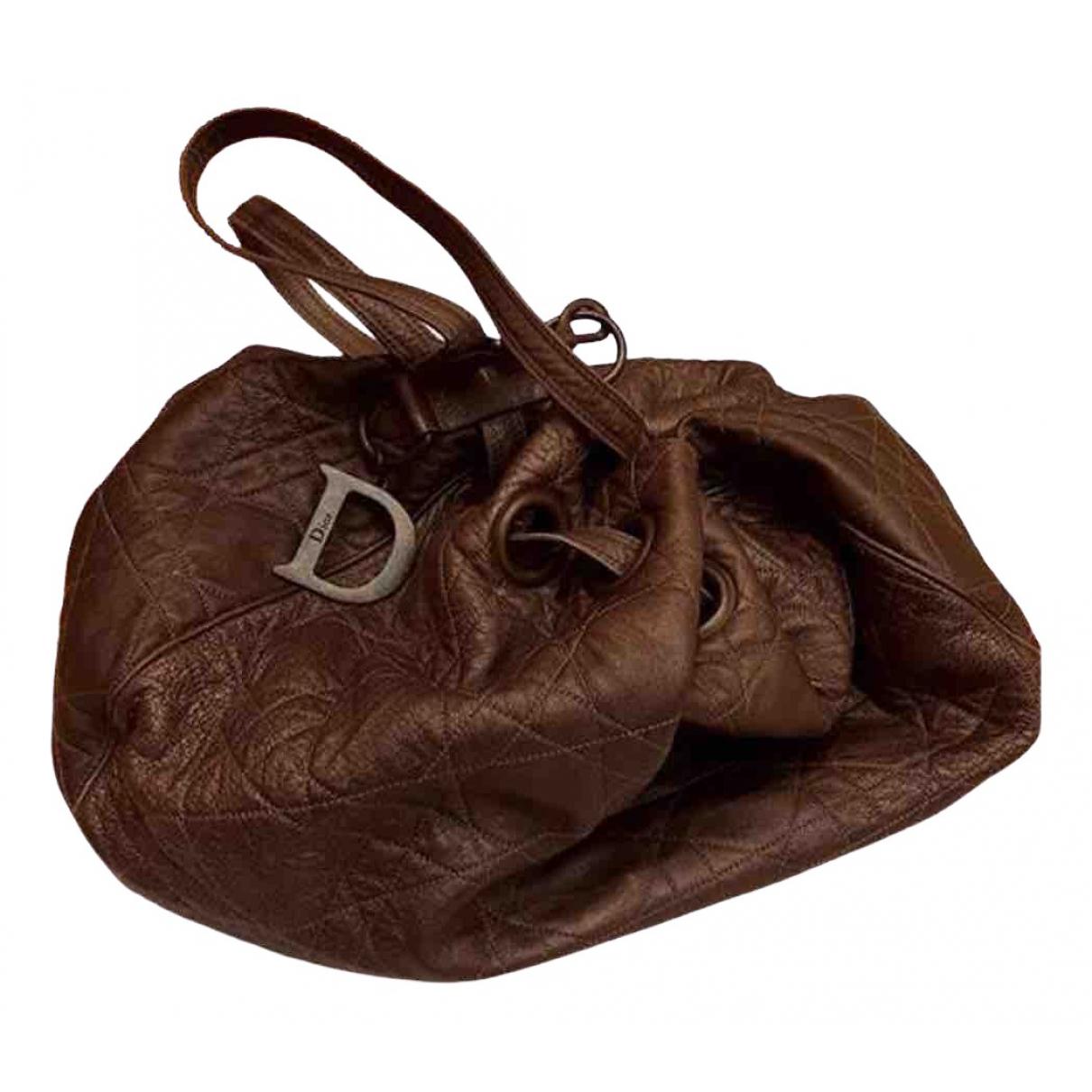 Bolso  de Cuero Dior