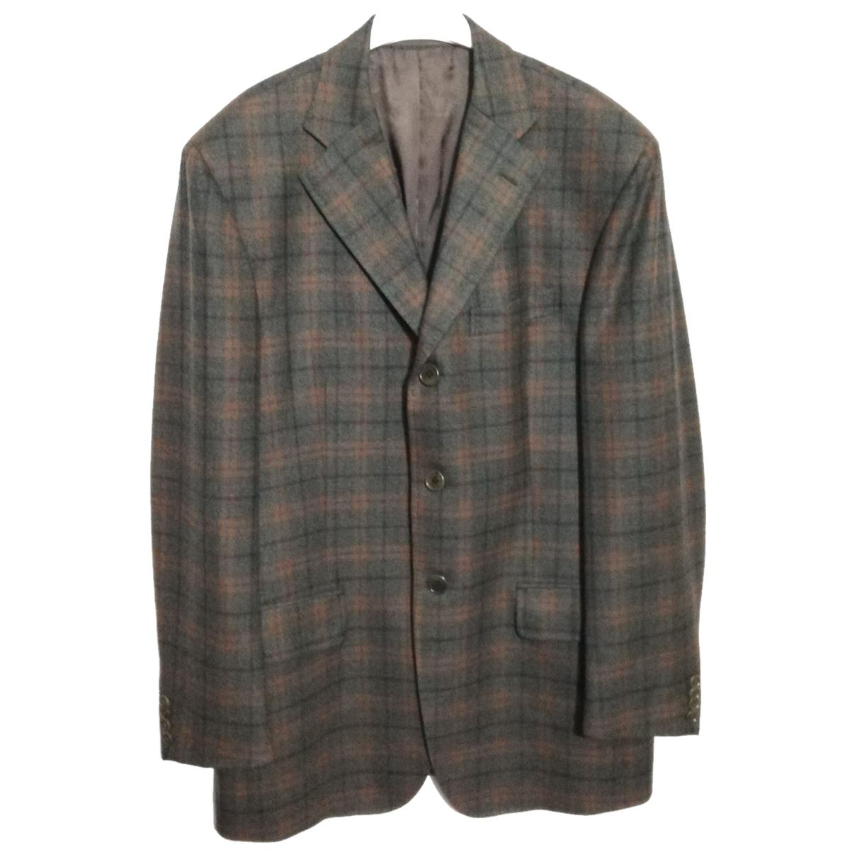 Cantarelli - Vestes.Blousons   pour homme en laine - multicolore