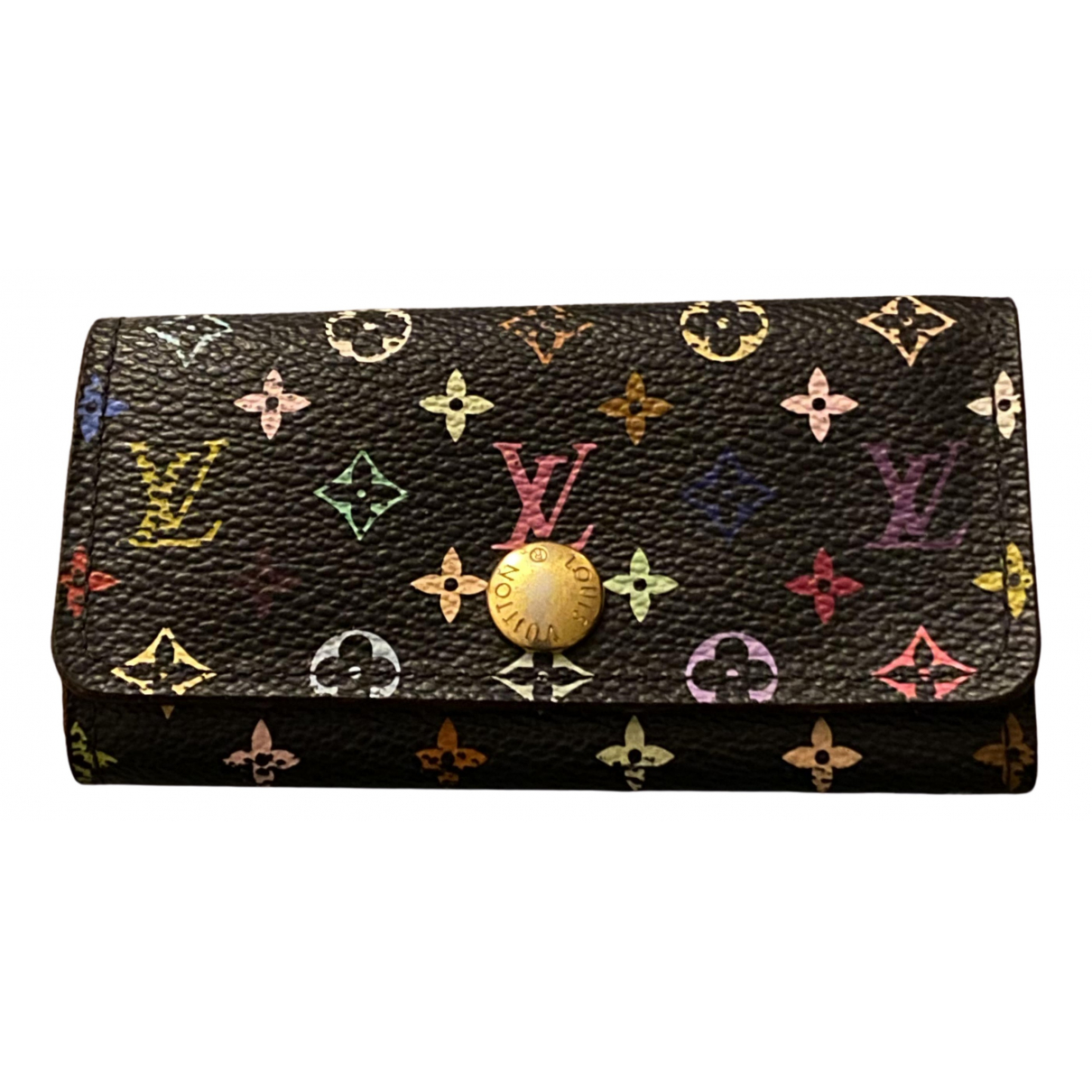 Louis Vuitton \N Multicolour Cloth Purses, wallet & cases for Women \N