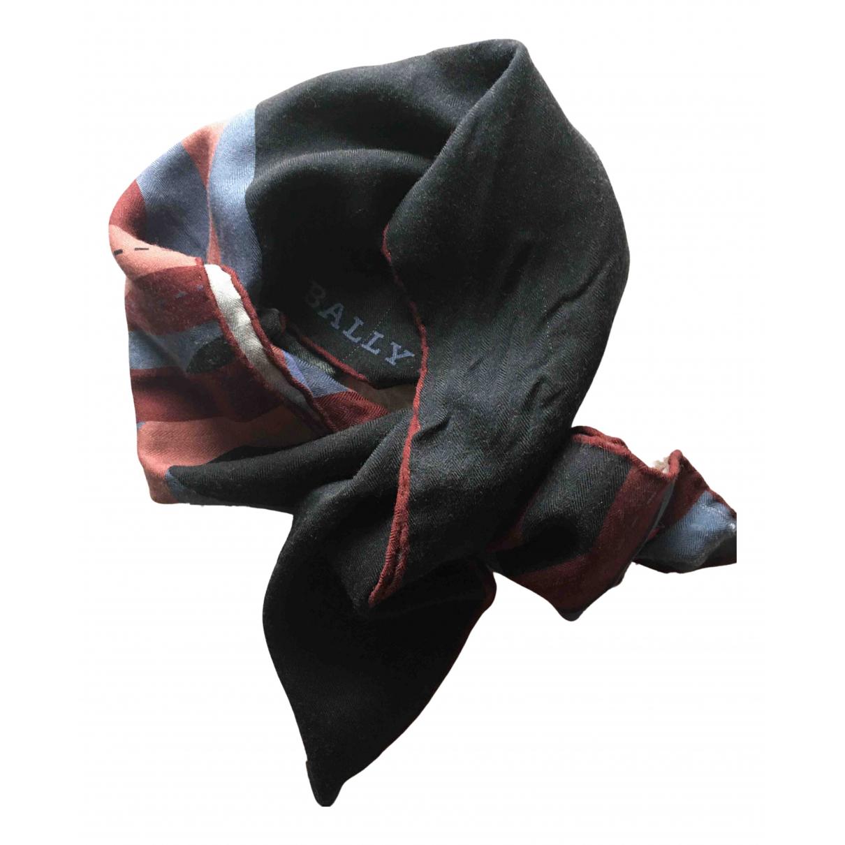 Bally - Carre   pour femme en soie - multicolore