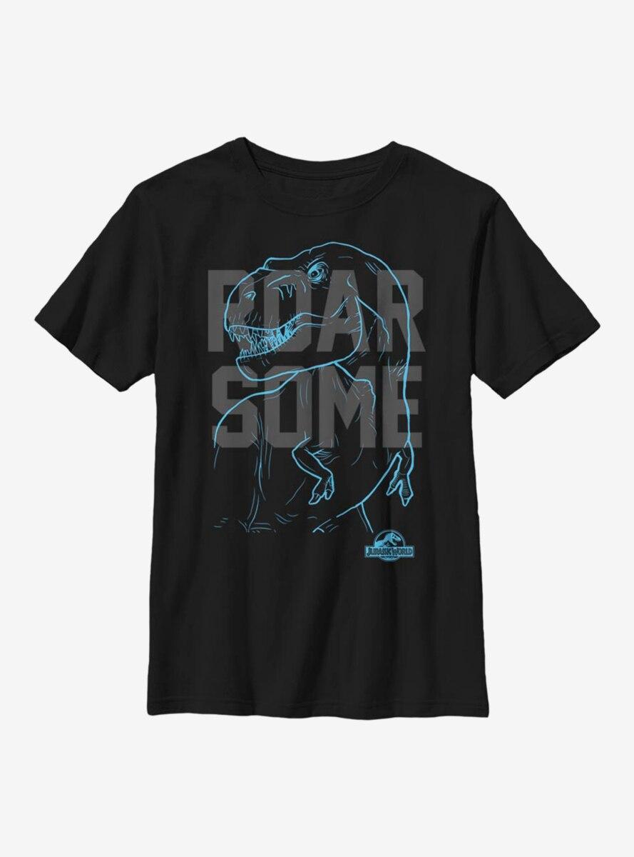 Jurassic World Feed Me Youth T-Shirt