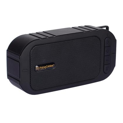 BT5.0 Haut-parleur Bluetooth étanche IPX5 - PrimeCables®