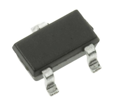 ON Semiconductor ON Semi MUN2214T1G NPN Transistor, 100 (Continuous) mA, 50 V, 3-Pin SC-59 (3000)