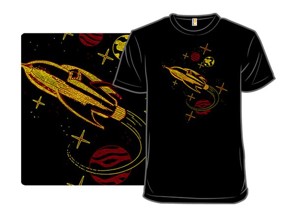 Space Flight T Shirt