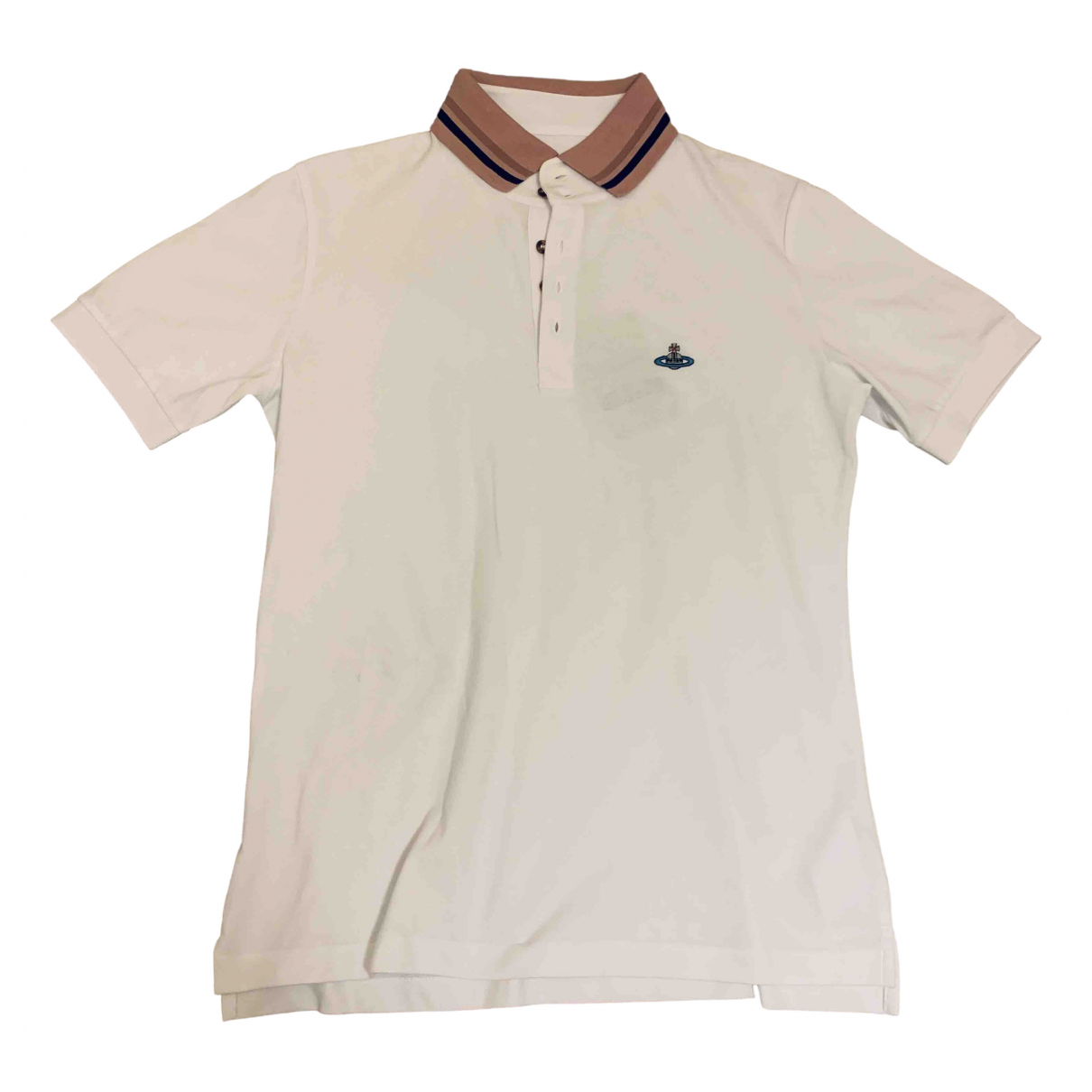 Vivienne Westwood \N Poloshirts in  Weiss Baumwolle