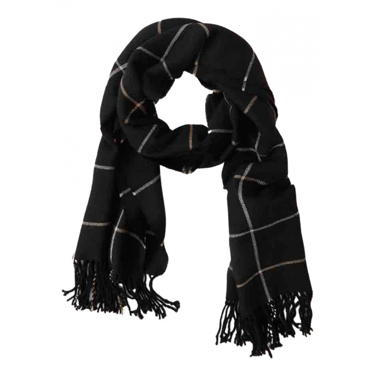 Abercrombie & Fitch N Black scarf for Women N