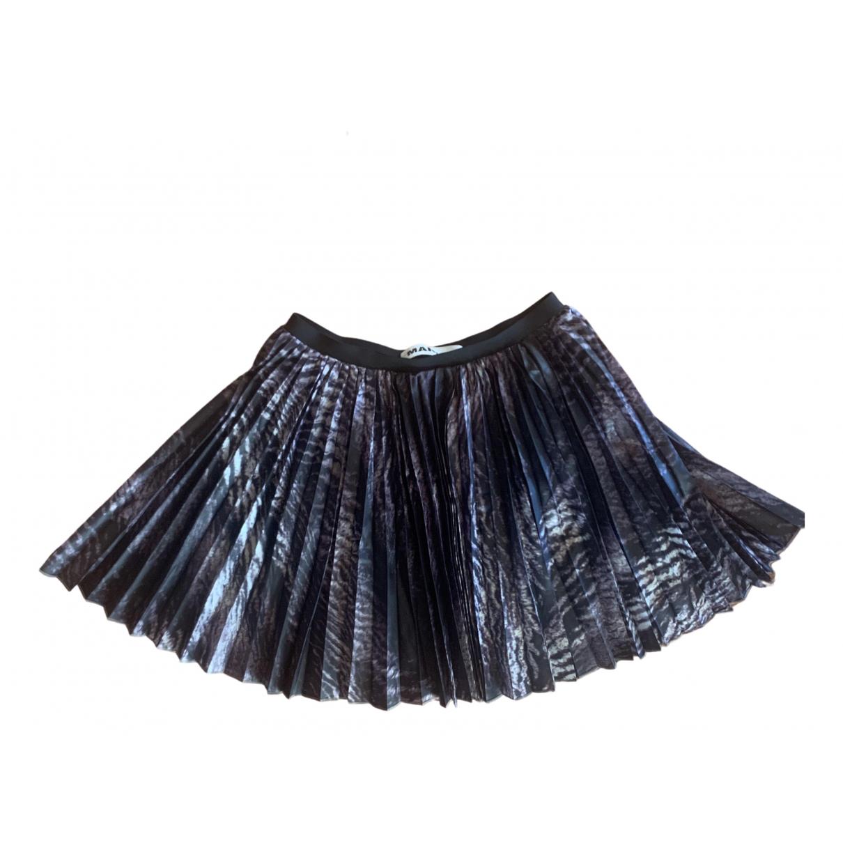 Mini falda Marios Schwab