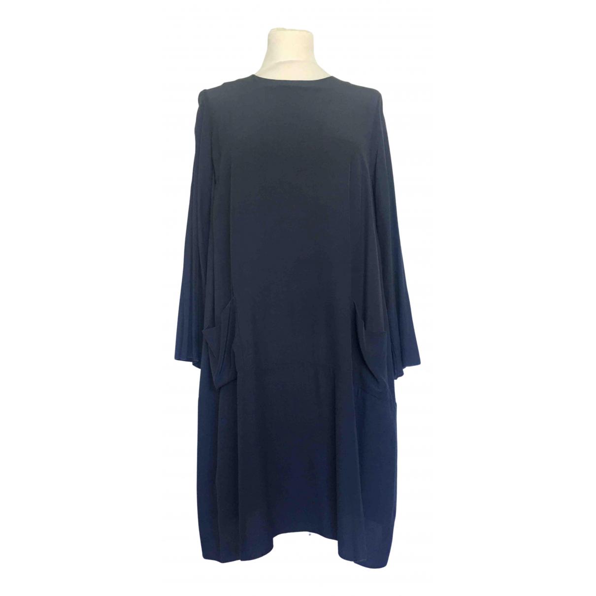 Marni \N Kleid in  Grau Viskose