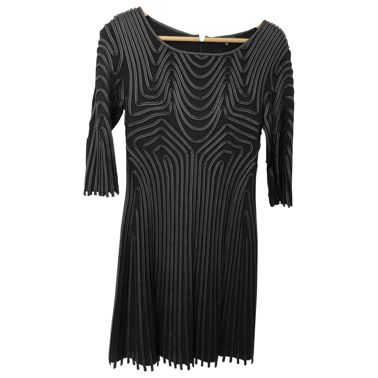 Adolfo Dominguez \N Black dress for Women 38 FR