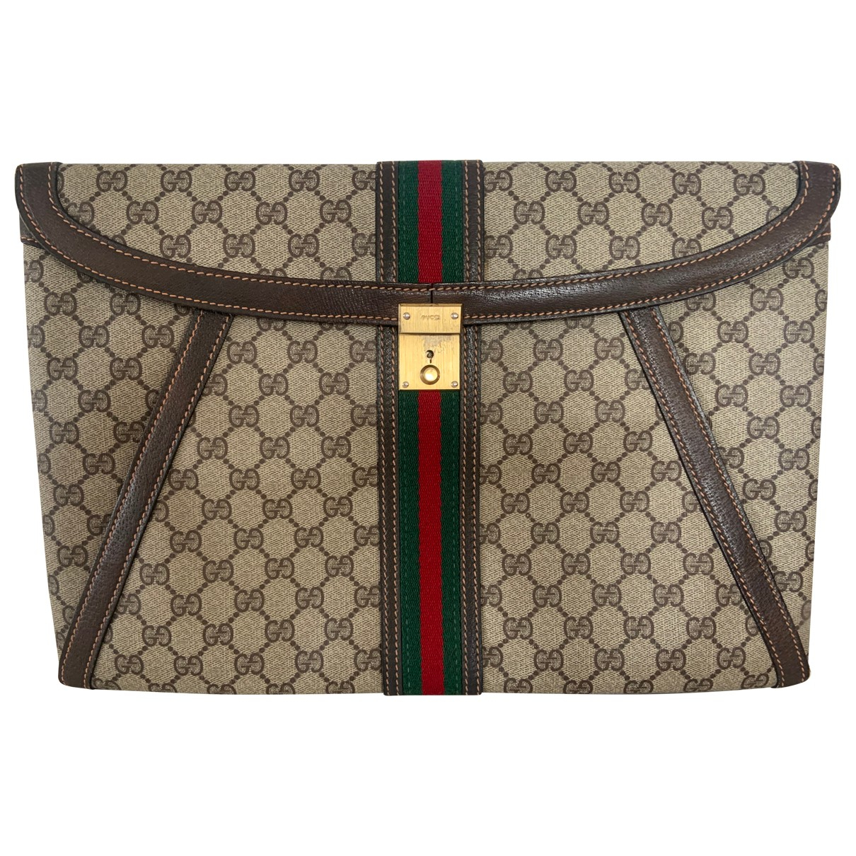 Gucci \N Multicolour Cloth Clutch bag for Women \N