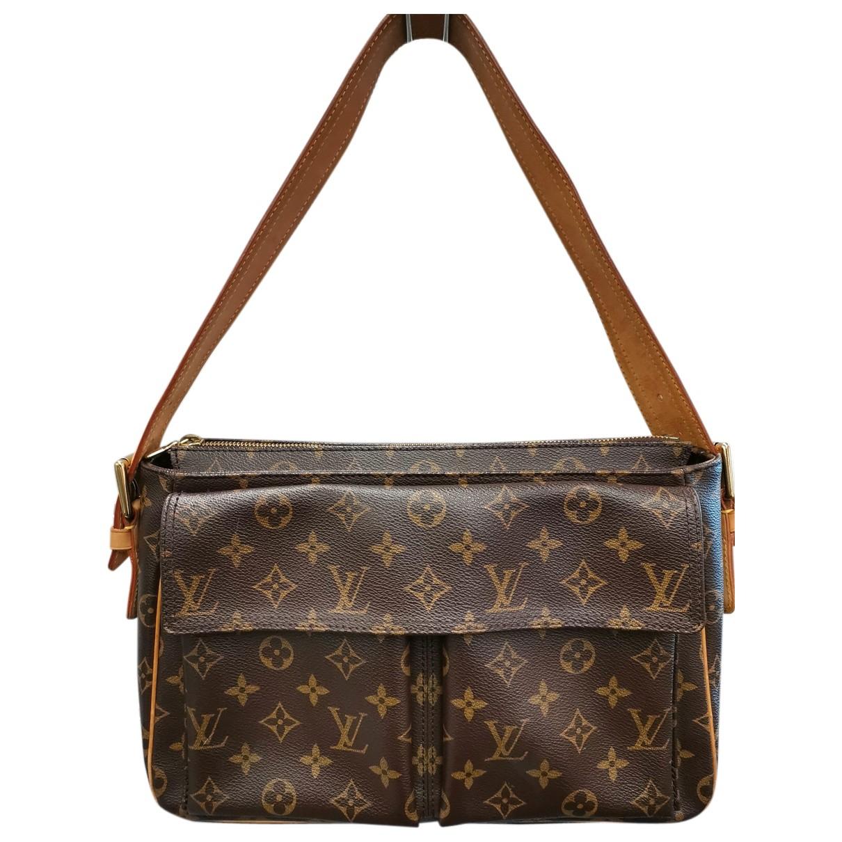 Bolso  Viva Cite de Lona Louis Vuitton