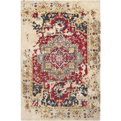 Scarborough SCR-5159 2' x 3' Rectangle Traditional Rug in