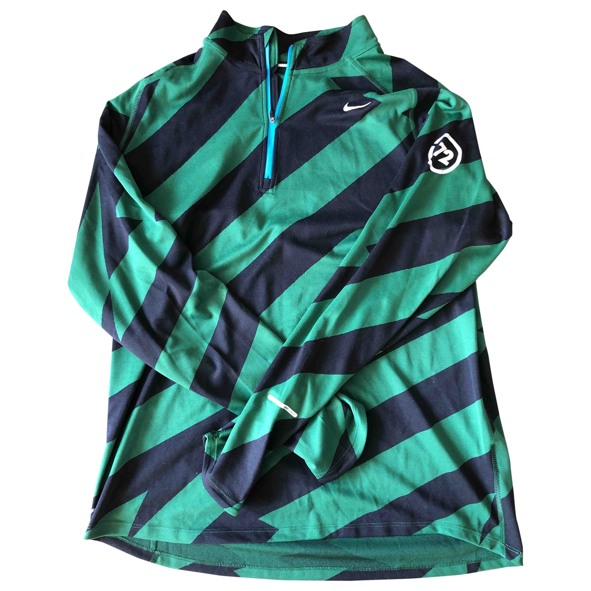 Nike - Polos   pour homme - vert