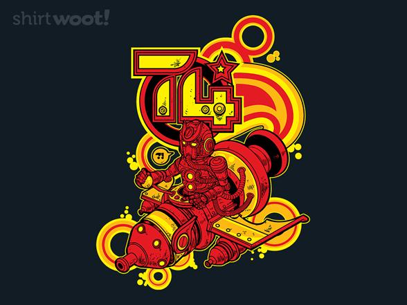 T4 T Shirt