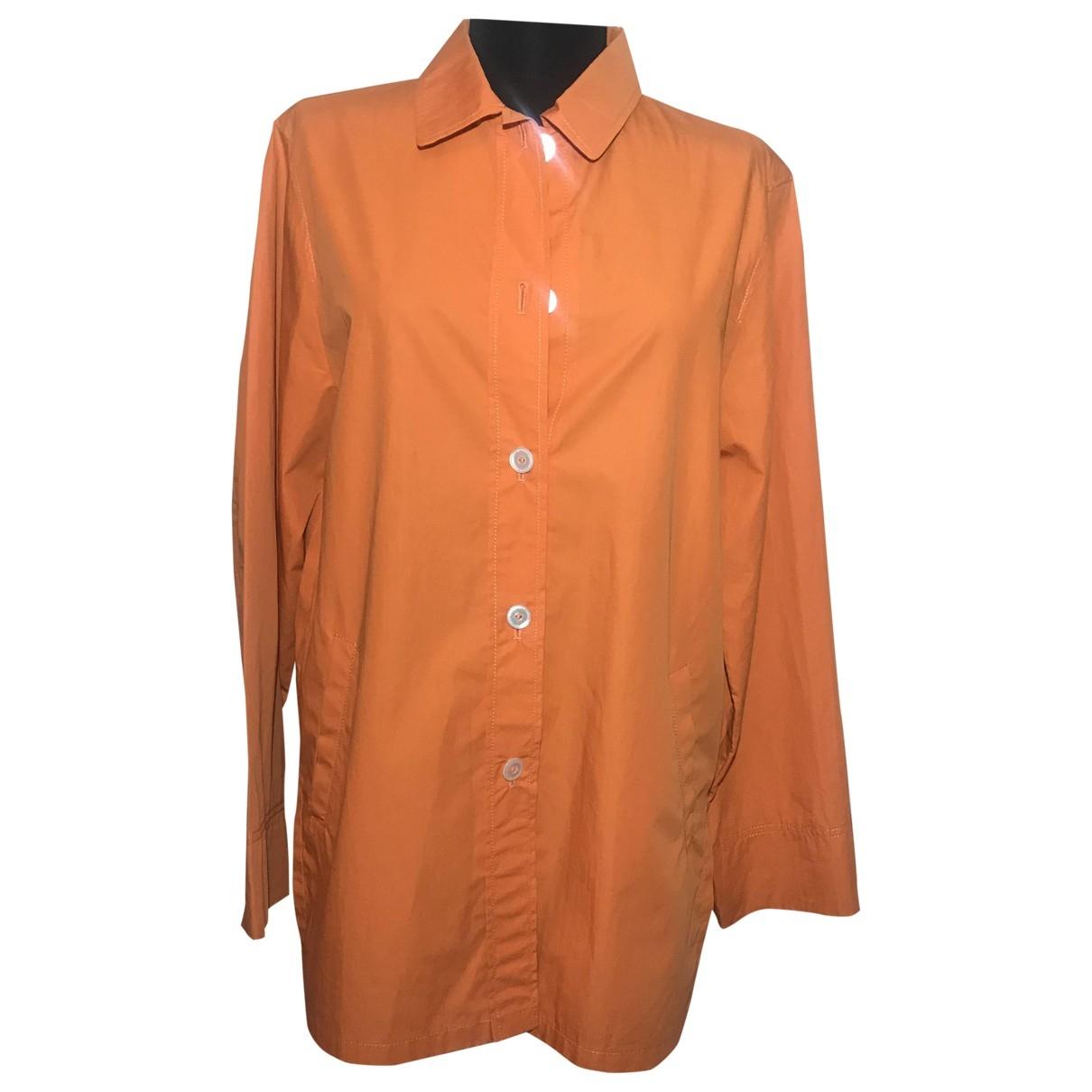 Bogner - Veste   pour femme en coton - orange