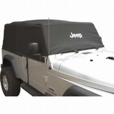 Jeep Weather Resistant Cab Cover (Black) - 82208408
