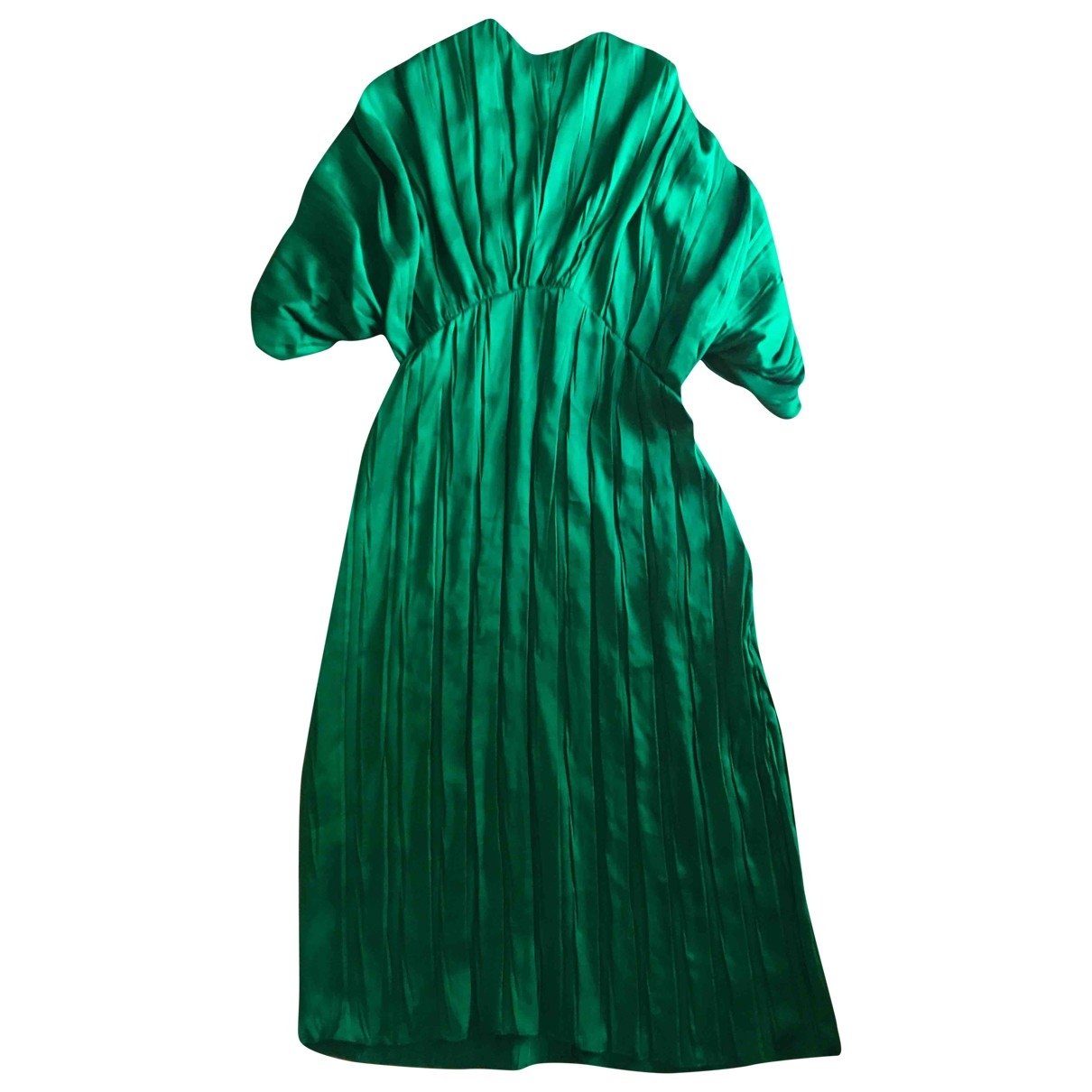 Zara \N Green dress for Women XS International