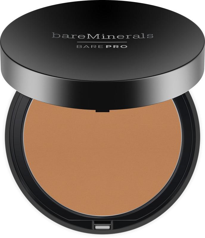 BAREPRO Performance Wear Powder Foundation - Sable 21 (for tan warm skin w/ golden undertones)