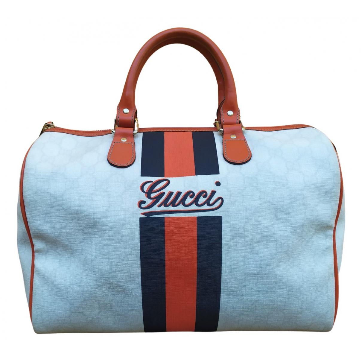 Gucci Boston Multicolour Cloth handbag for Women \N